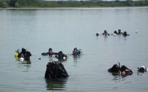 PADI Jazioro Białe