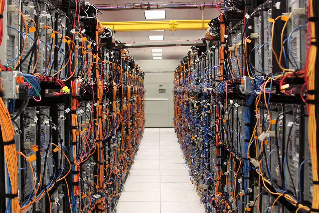 farma serwerów
