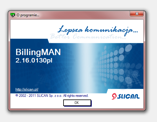 Program Slican BilingMan
