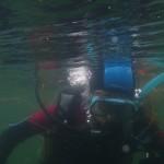 Uff w końcu pod wodą